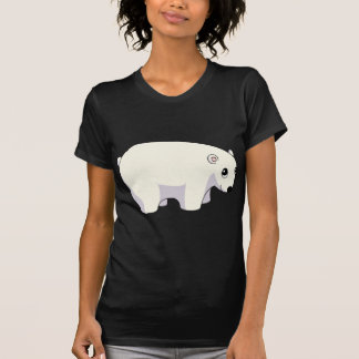 Lizzy and Frosting the Polar Bear T-Shirt