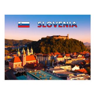 Ljubljana 002C Postcards