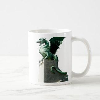 Ljubljana Dragon Coffee Mug