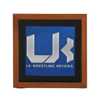 LK Wrestling Reviews - Desk Organiser