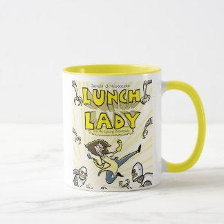 LL and the Cyborg Substitute Mug
