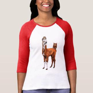 LLAMA & AMBER OWLS T-Shirt