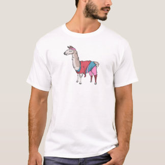 Llama be a dancer someday. T-Shirt