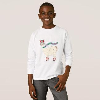 Llama Christmas Fa la llama la T-Shirt