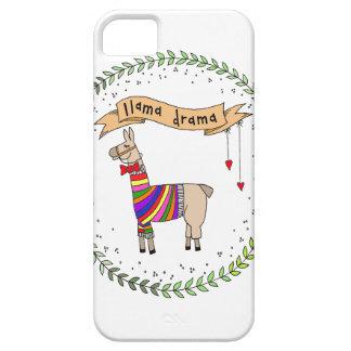 Llama Drama, Alpaca iPhone 5 Case
