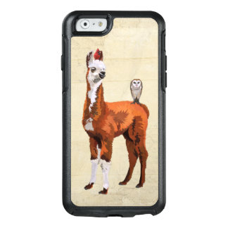 LLAMA & FEATHERS OtterBox iPhone 6/6S CASE