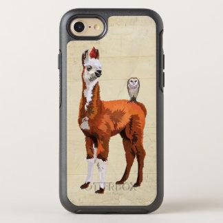 LLAMA & FEATHERS OtterBox SYMMETRY iPhone 8/7 CASE