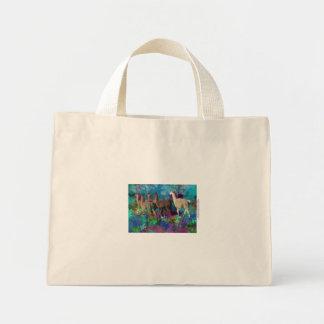Llama Five Walk in Fantasy Land for Camelids Bag