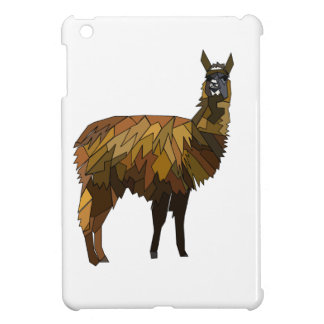 Llama geo design iPad mini covers