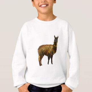 Llama geo design sweatshirt