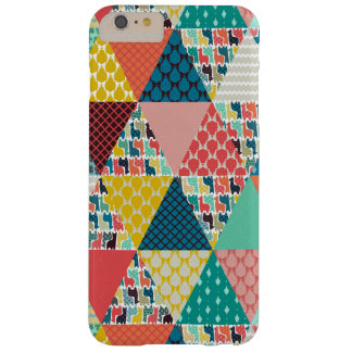 llama geo triangles barely there iPhone 6 plus case