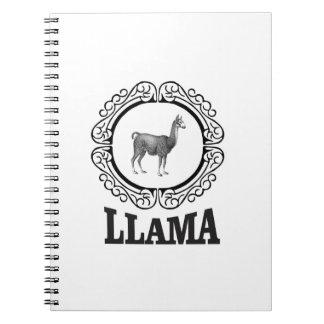 llama label notebooks