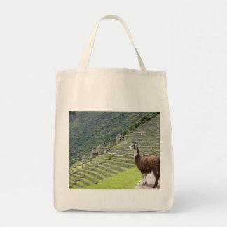 llama lands bag