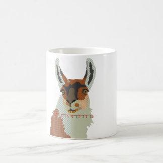 Llama Lights Mug