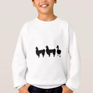 Llama Llama Duck Sweatshirt