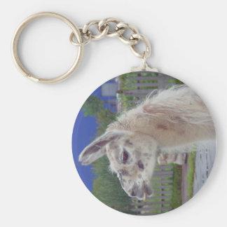 Llama Llama Key Ring