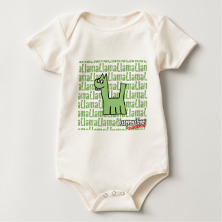 Llama Llama Llama! Baby Bodysuit