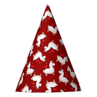 Llama Madness Party Hat