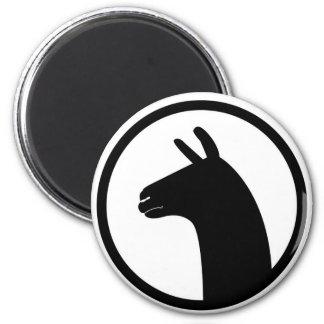 Llama Magnet - Smooth