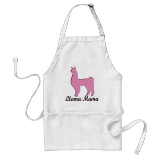 Llama Mama Standard Apron