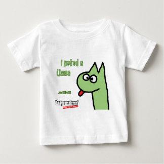 Llama Poke Baby T-Shirt
