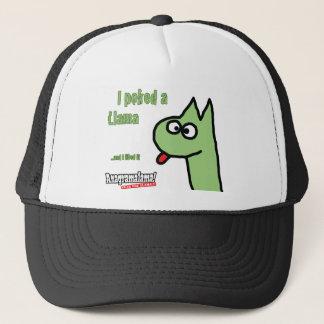 Llama Poke Trucker Hat