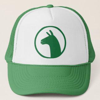 LLAMA Trucker Hat - Green