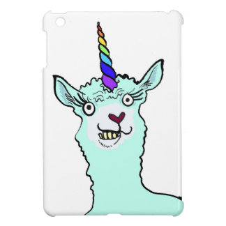 Llamacorn iPad Mini Cases
