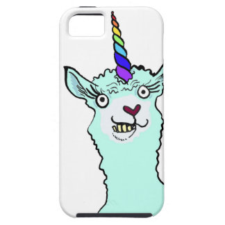 Llamacorn iPhone 5 Case