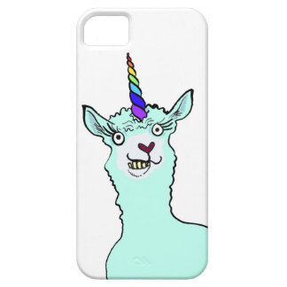 Llamacorn iPhone 5 Covers