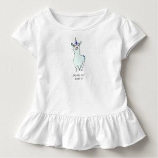 Llamacorn Toddler T-Shirt