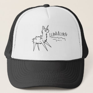 Llamacorn! Trucker Hat