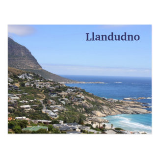 Llandudno, Cape Town, South Africa Postcard
