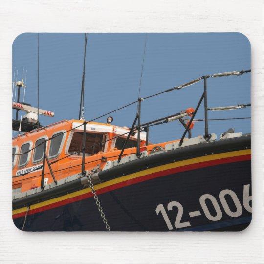 Llandudno lifeboat. mouse mat