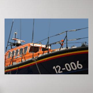Llandudno lifeboat. posters