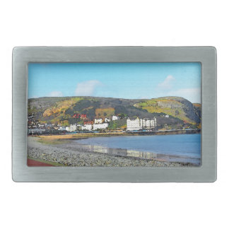 Llandudno, North Wales. Belt Buckle