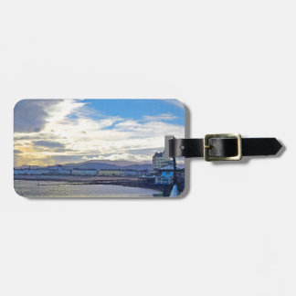 Llandudno, North Wales. Luggage Tag