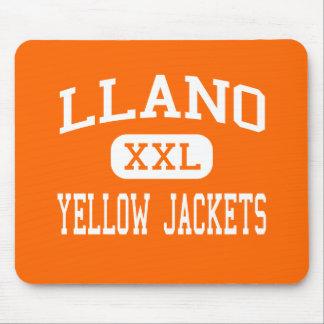Llano - Yellow Jackets - Junior - Llano Texas Mouse Mats
