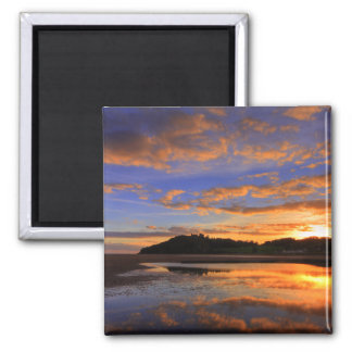 Llanstephan Sunset Magnet