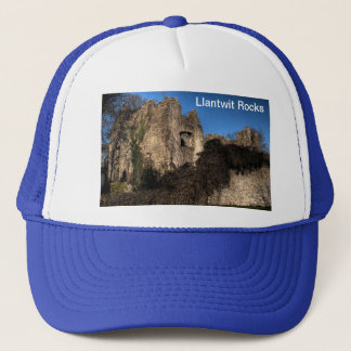 Llantwit Rocks Trucker Hat