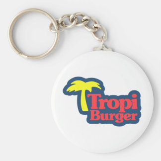 Llavero de Tropi Burger - Tropi Burger Keychain