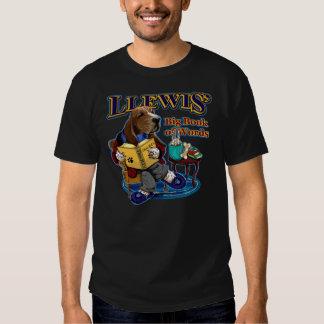 Llewis Big Book copy - Customized Tee Shirts