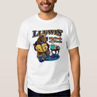 Llewis Big Book copy Shirt