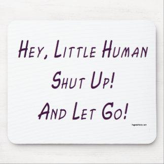 lLittle Human Mouse Pad