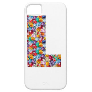 LLL QQQ MMM NNN LL QQ MM NN L Q M N ALPHABETS GIFT iPhone 5 COVERS