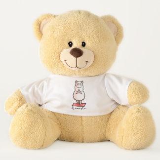 Lllamaste Teddy Bear