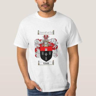 Lloyd Family Crest - Lloyd Coat of Arms T-Shirt