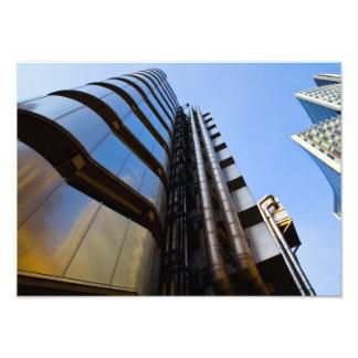 Lloyd s of London building Photo Art