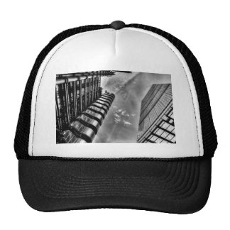 Lloyd's and the Cheese Grater Hat