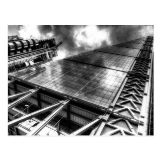 Lloyd's and the Cheese Grater Post Card